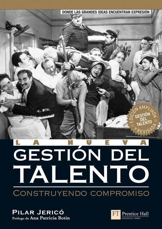 """Portada del libro """"La nueva gestión del talento"""""""